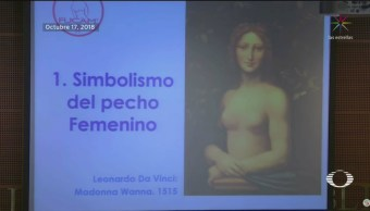 Senado Utiliza Fotos Eróticas Conferencia Cáncer Mama