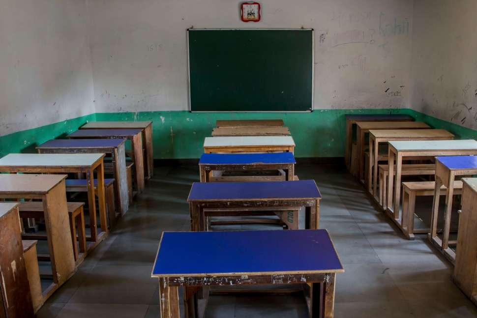 Suspenden clases en la CDMX desde el 31 de octubre