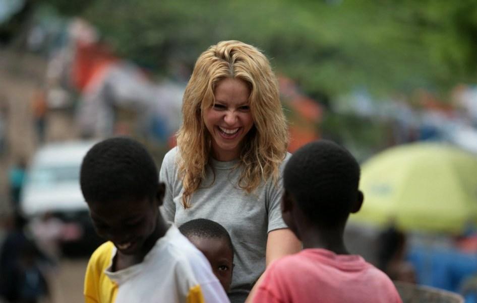 Shakira financiará nuevo colegio en Barranquilla, Colombia (ElEspectador)