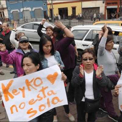 Detienen a Keiko Fujimori por presunto lavado de dinero en Perú
