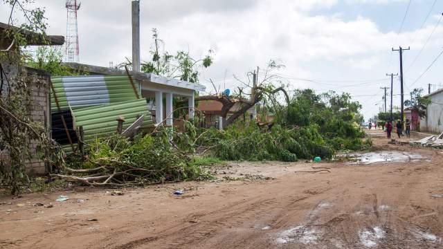 Sinaloa se recupera de los daños que dejó 'Willa'