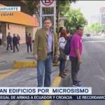 Sismo en Coyoacán causa desalojos en Narvarte
