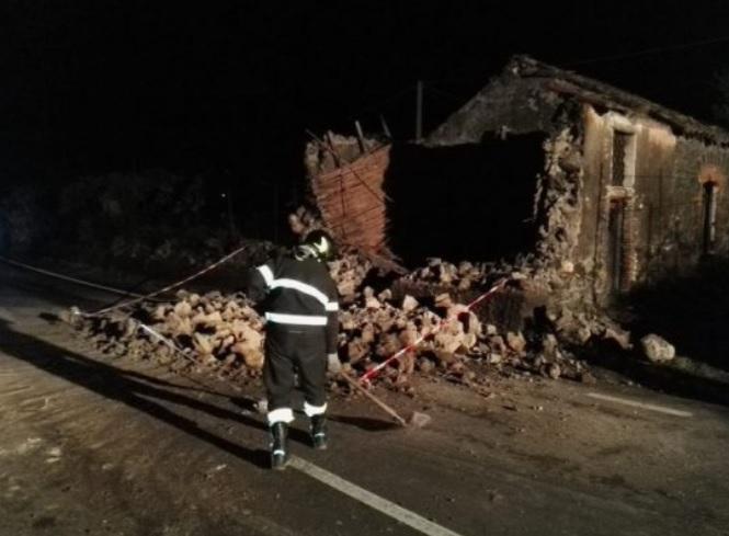 Sismo de magnitud 4.8 provocó daños en la isla italiana de Sicilia
