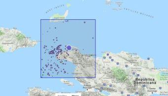 Un nuevo sismo de magnitud 5.2 sacude Haití