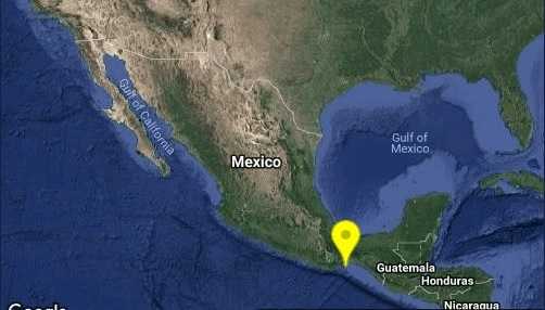 SSN reporta dos sismos magnitudes 4.7 y 4.8 en Oaxaca