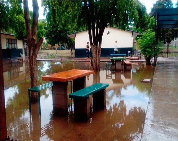 Culiacán Clima: Suspenden clases por lluvias