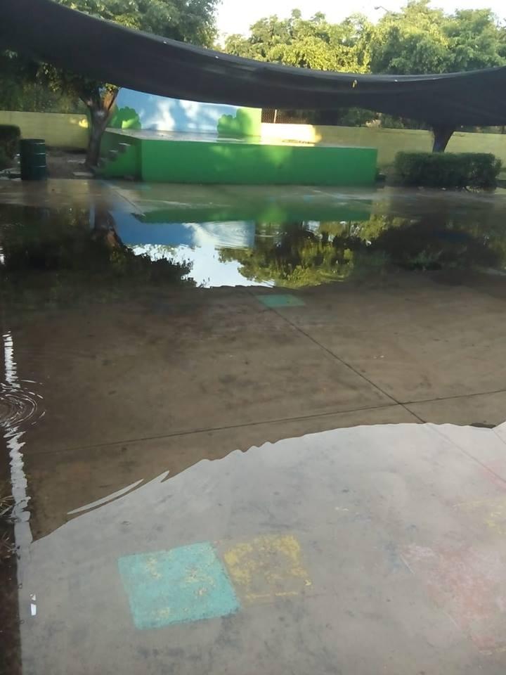 Suspenden clases en puerto de Mazatlán por lluvias