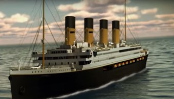 Titanic Nuevo 2022 Proyecto Réplica Ruta