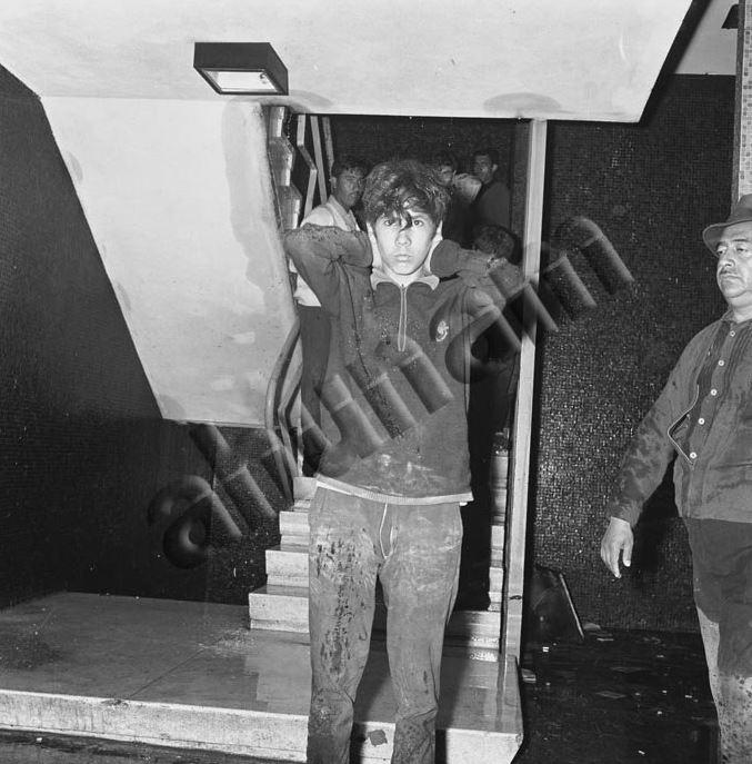 Revelan imágenes inéditas del movimiento del 2 de octubre de 1968