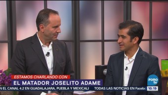 Torero Joselito Adame, en entrevista con Matutino Express
