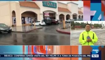Tormenta Tropical 'Rosa' se aproxima a Baja California