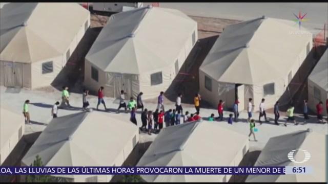 centro de detención migratoria donde retienen