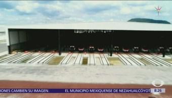 Tren Interurbano México-Toluca descongestionará tránsito