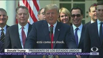 Trump intenta humillar a la reportera Cecilia Vega