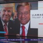 Trump y AMLO hablan por teléfono, expresan apoyo al USMCA