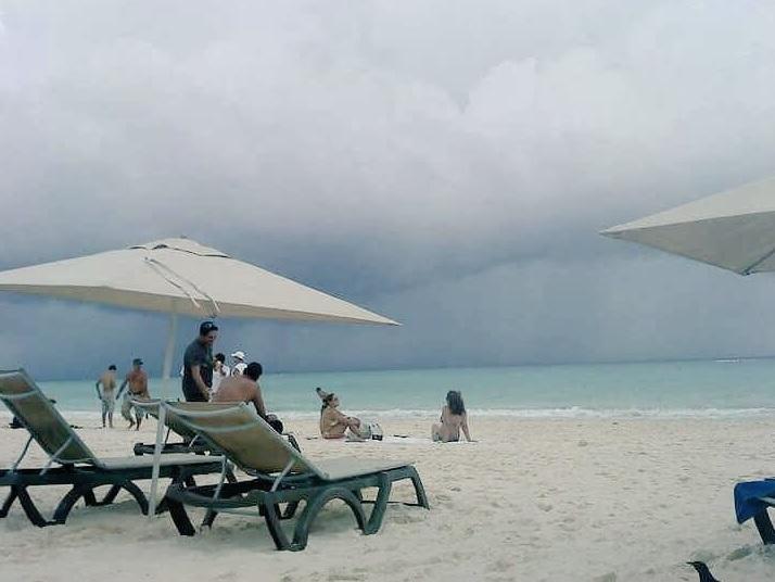 Clima Quintana Roo; reportan saldo blanco tras paso Michael