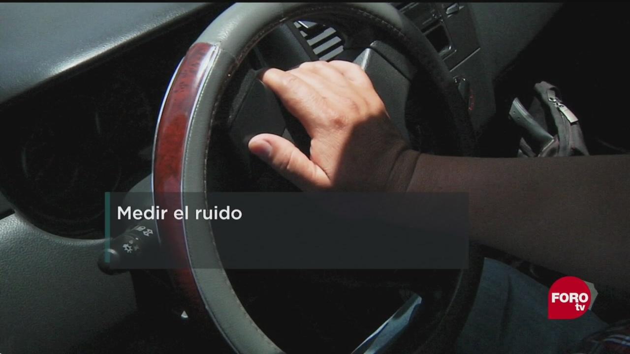 Uam Crea App Medir Niveles De Contaminación Sonora