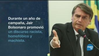 Ultraderecha Gana Primera Vuelta Brasil Elecciones