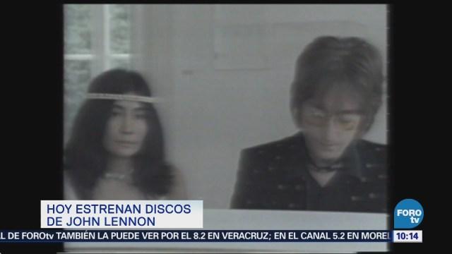 Un día como hoy en 1940 nace John Lennon