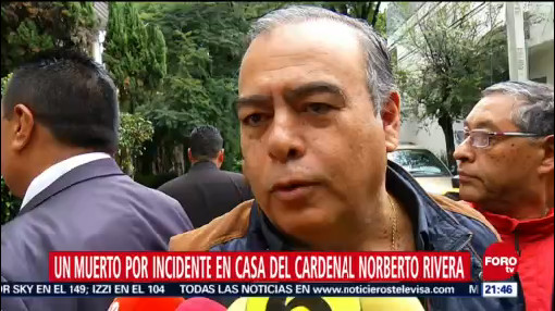 Un Muerto Incidente Casa Cardenal Norberto Rivera
