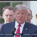 USMCA beneficia a los tres países: Trump