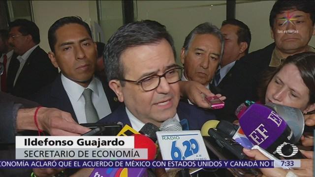 USMCA no impide a México negociar acuerdo comercial China