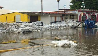 Segob declara emergencia para cinco municipios de Veracruz