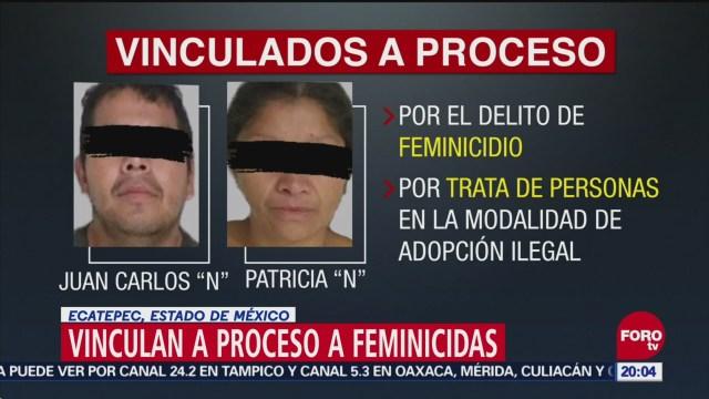 Vinculan Proceso Feminicidas Ecatepec Monstruo Ecapatec Edomex