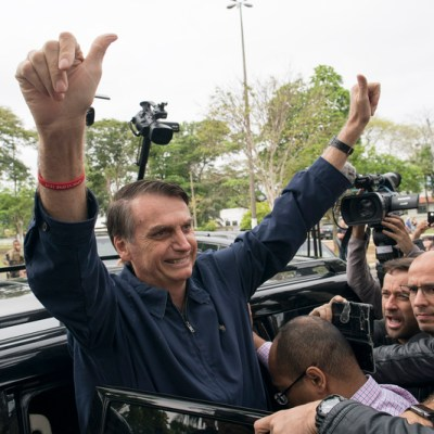 Presidencia de Brasil se definirá en segunda vuelta entre Bolsonaro y Haddad
