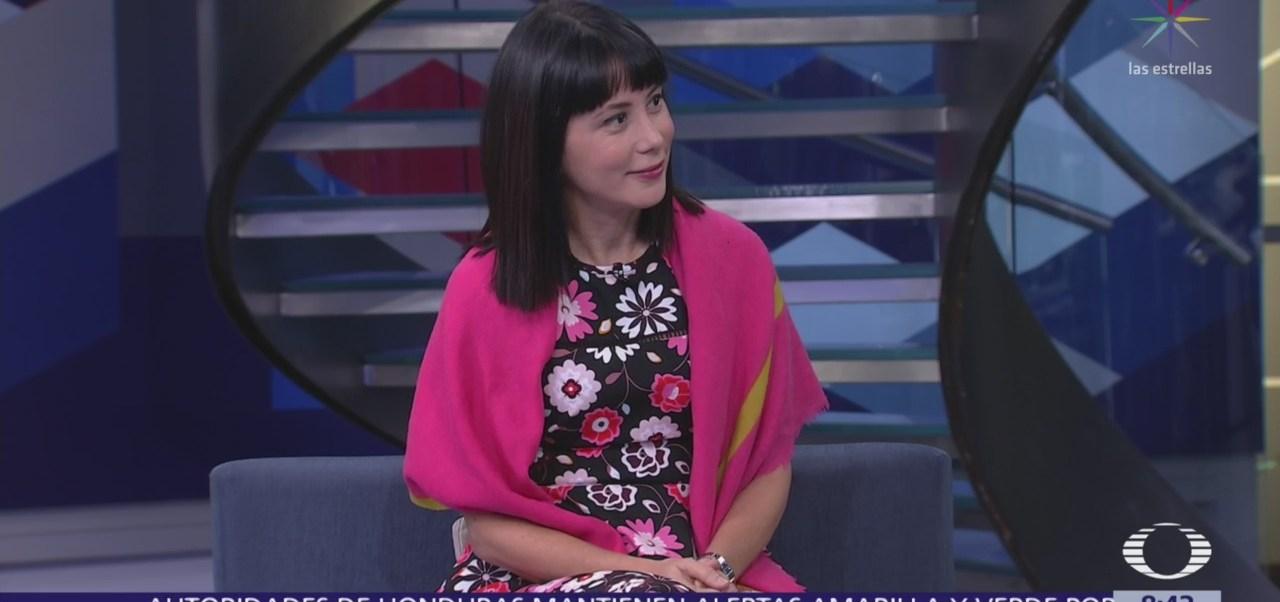 Wendy Guerra presenta 'El mercenario que coleccionaba obras de arte'