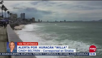 Willa Tocará Tierra Por Escuinap Sinaloa Clima