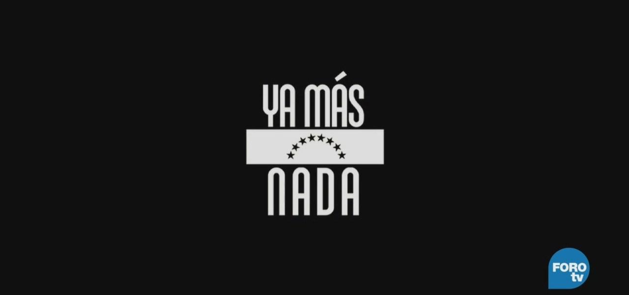 Ya Más Nada El Periodista Reportaje 'Ya Más Nada' Crisis Humanitaria Gobierno De Nicolás Maduro Niega Venezuela, Éxodo, Éxodo de Venezolanos,