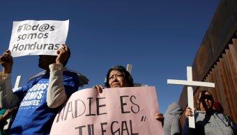 misa binacional migrantes muertos frontera muro