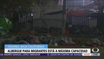 6 mil migrantes centroamericanos se concentran en Tijuana