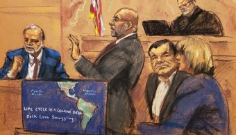 Testifica en Nueva York 'gerente' de operaciones del Chapo