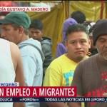 650 migrantes centroamericanos en la Casa del Peregrino