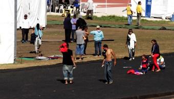 trasladaran migrantes centroamericanos casa del peregrino