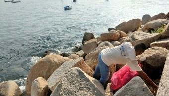 Clima Guerrero; emiten alerta por mar de fondo en Acapulco