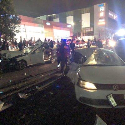 Lista de heridos y hospitalizados tras accidente de tráiler en Santa Fe