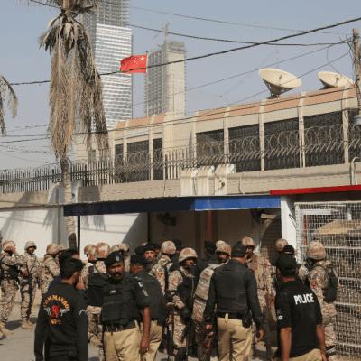 Atentados en bazar y consulado chino causan 38 muertos en Pakistán
