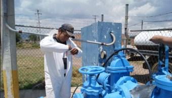 Brote hepatitis Acapulco; inicia operativo cloración de agua