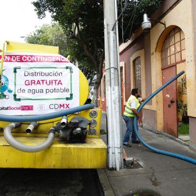 Preocupa en CDMX impacto por retraso en trabajos del Cutzamala
