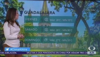 Clima Al Aire: Nuevo frente frío se aproxima al noroeste de México