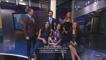 Al Aire, con Paola Rojas: Programa del 12 de noviembre del 2018