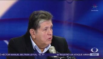 Alan García es acusado de recibir sobornos de Odebrecht