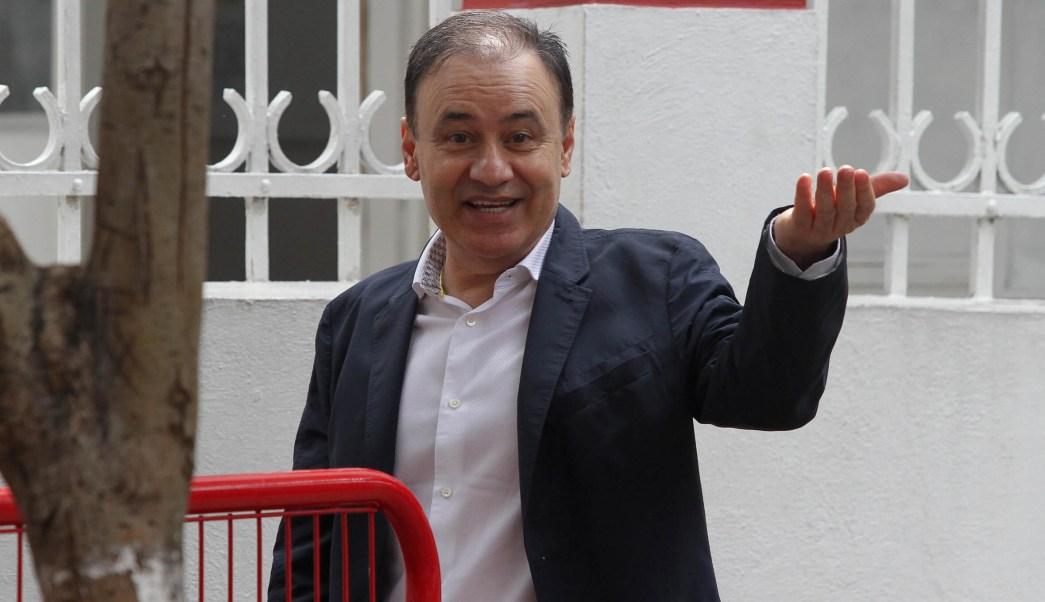 Alfonso Durazo solicita licencia al cargo de senador