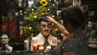Quién es Jesús Malverde, el santo de los narcos