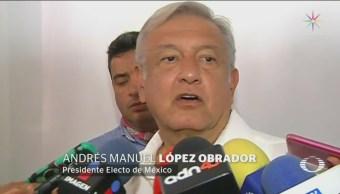 AMLO Anuncia Consulta Tren Maya Programas Sociales