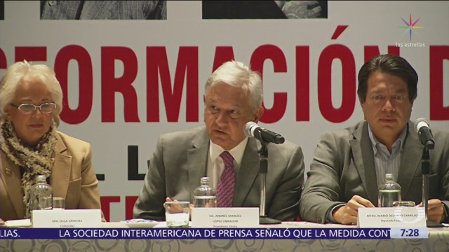 AMLO nombra a titulares de Consar, CNBV, Bancomext, Banobras y Condusef
