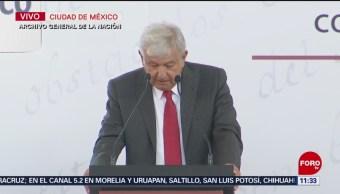 AMLO presenta iniciativa 'Memoria histórica y cultura de México'